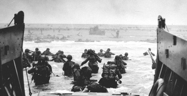 The Young Faces Of D-Day Still Haunt Us All