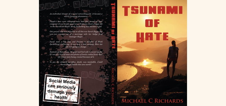 Tsunami Of Hate – It's Only Fiction, I think